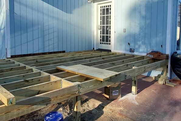 deck & Screen Room Pensacola